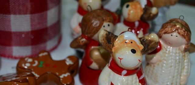Χριστουγεννιάτικο Εργαστήρι Δημιουργικής Απασχόλησης